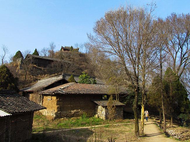 2011年3月26日16时58分  拍摄于连城山。